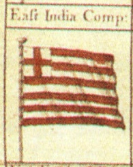 East India Company Flag