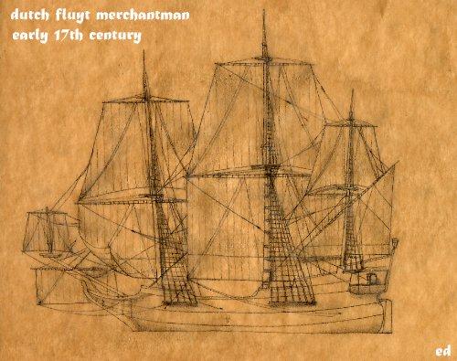Dutch Fluyt
