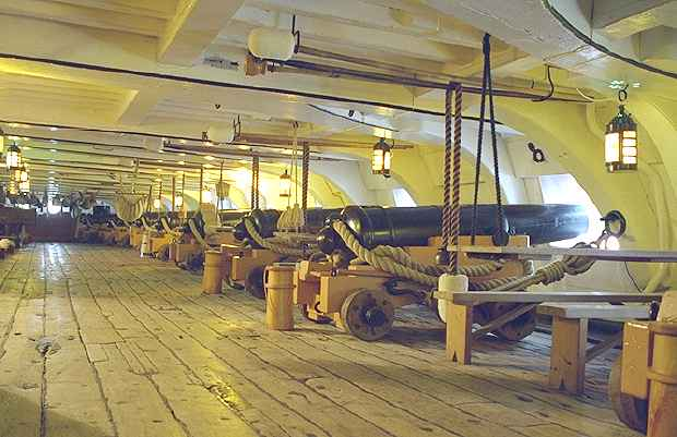 The Gundeck