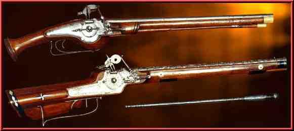 Wheellock carbines