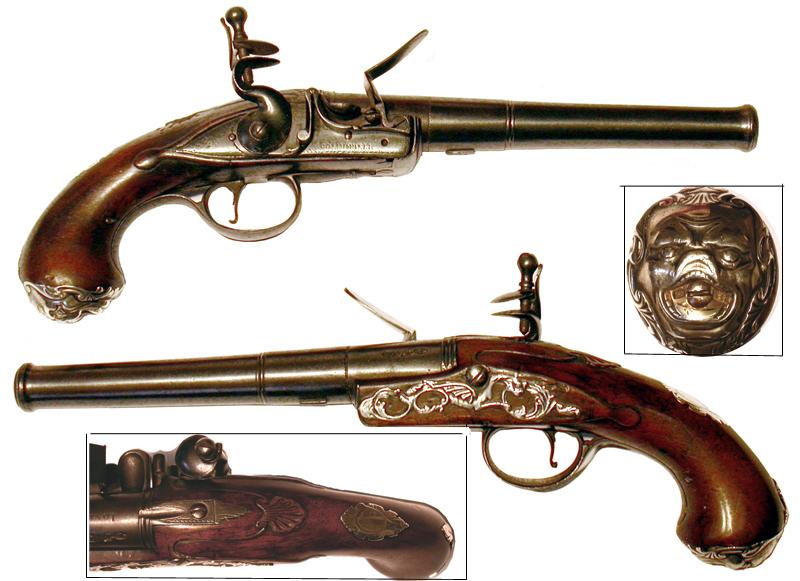QA pistol