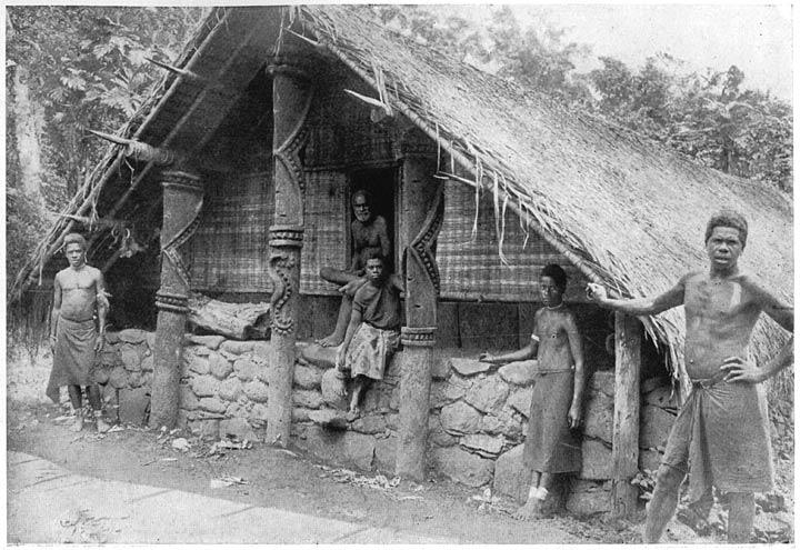 Argubo's hut