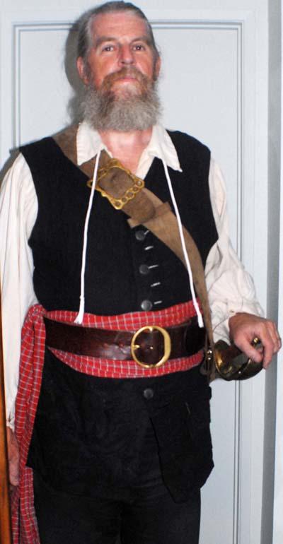 Capt Hornigold