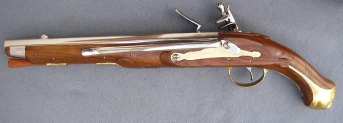 Naval pistol