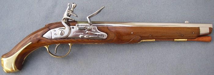Naval Pistol reverse side