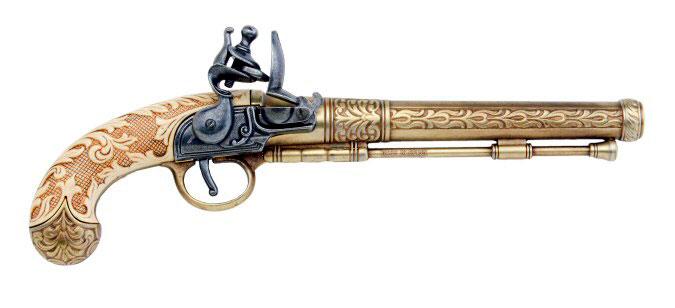 Belt pistol