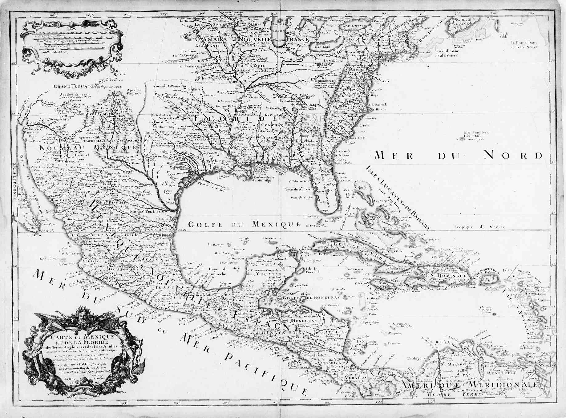 Caribbean 1703