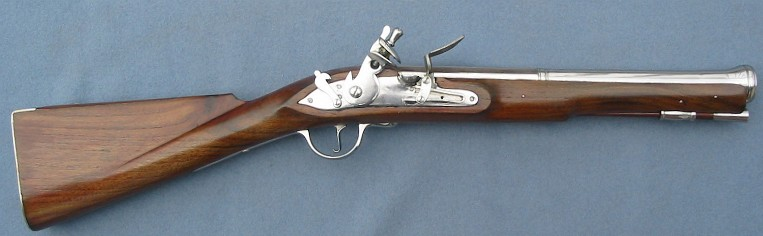 A Dog Lock Blunderbuss