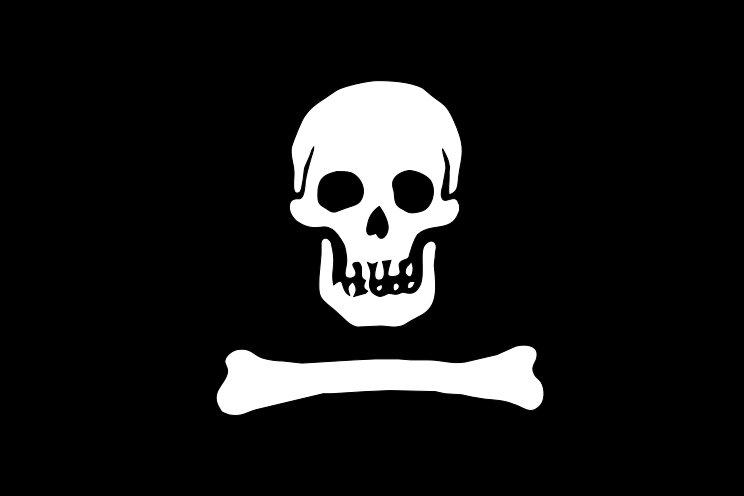 Flint's Jolly Roger