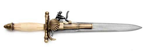 pistol dagger
