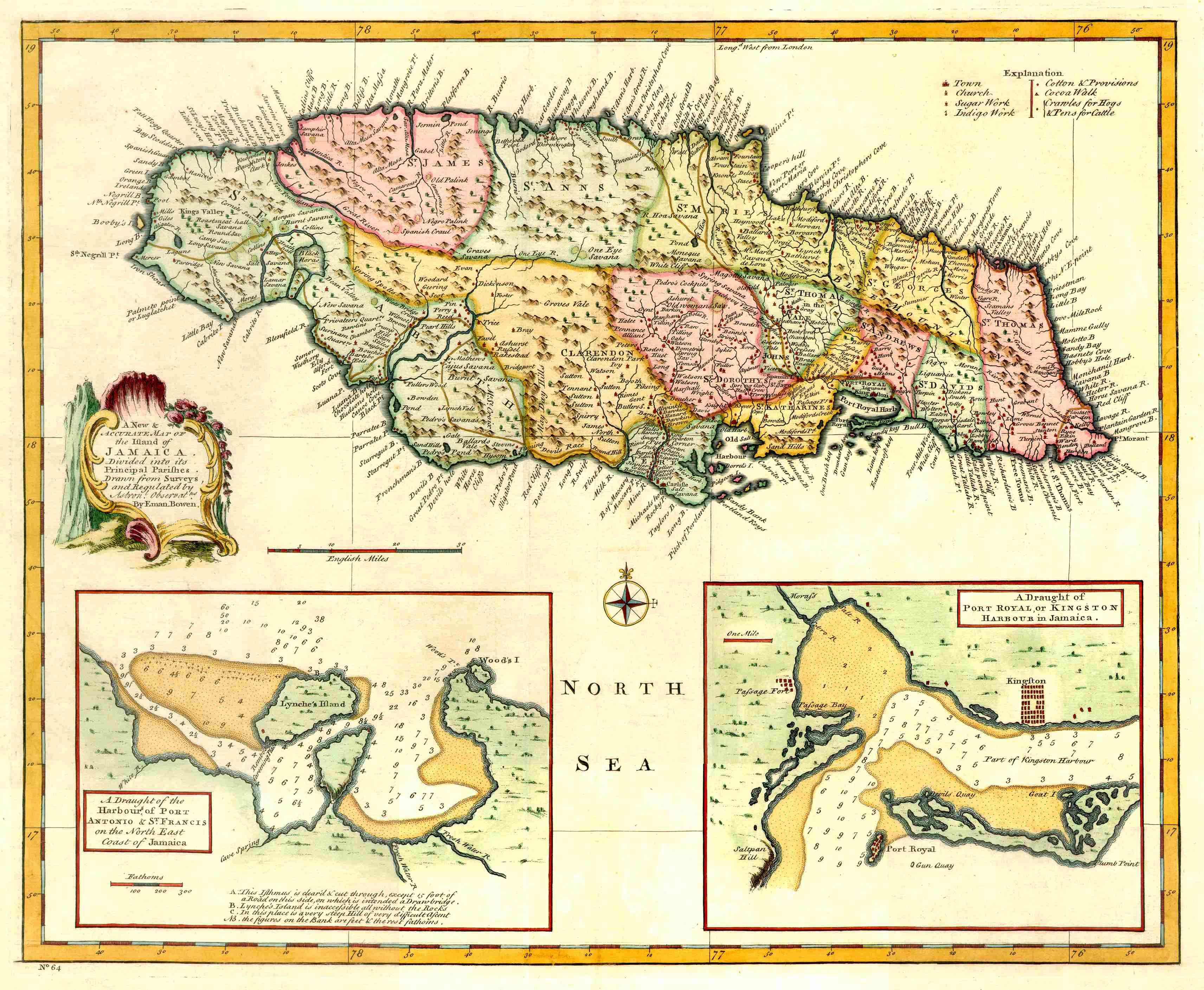 Jamaica 1747