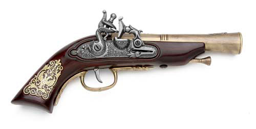 Snap lock BlunderBuss